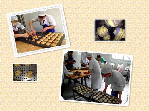 求发展——记幼儿园厨师技能培训
